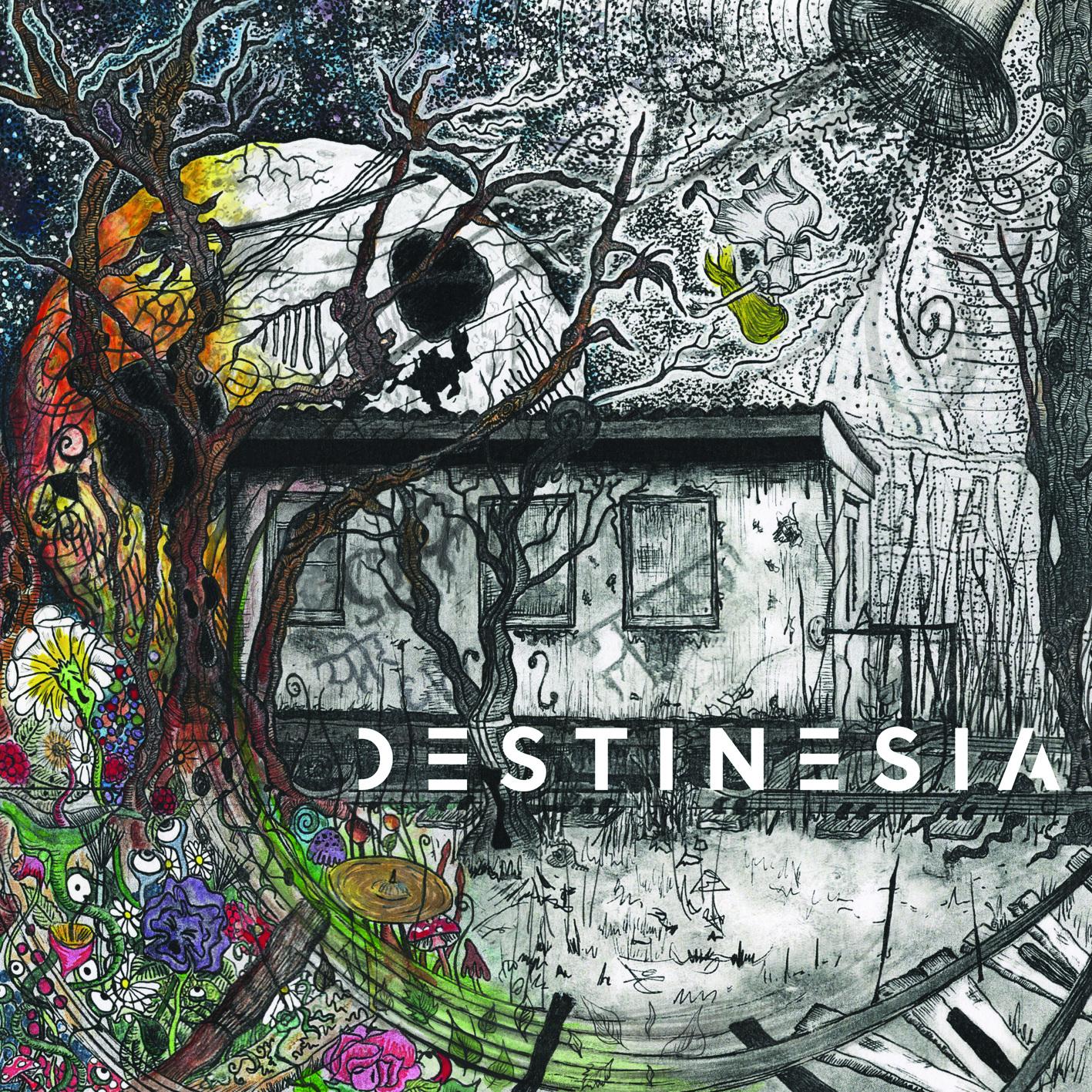 Destinisia album cover