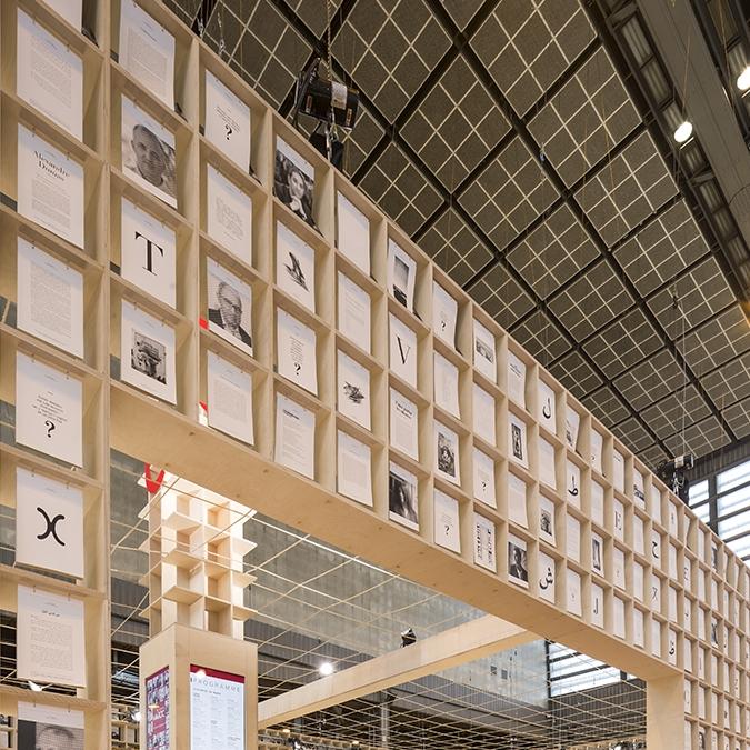 liv - Paris Book Fair 2017