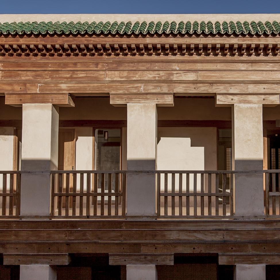fes - Medina renovation