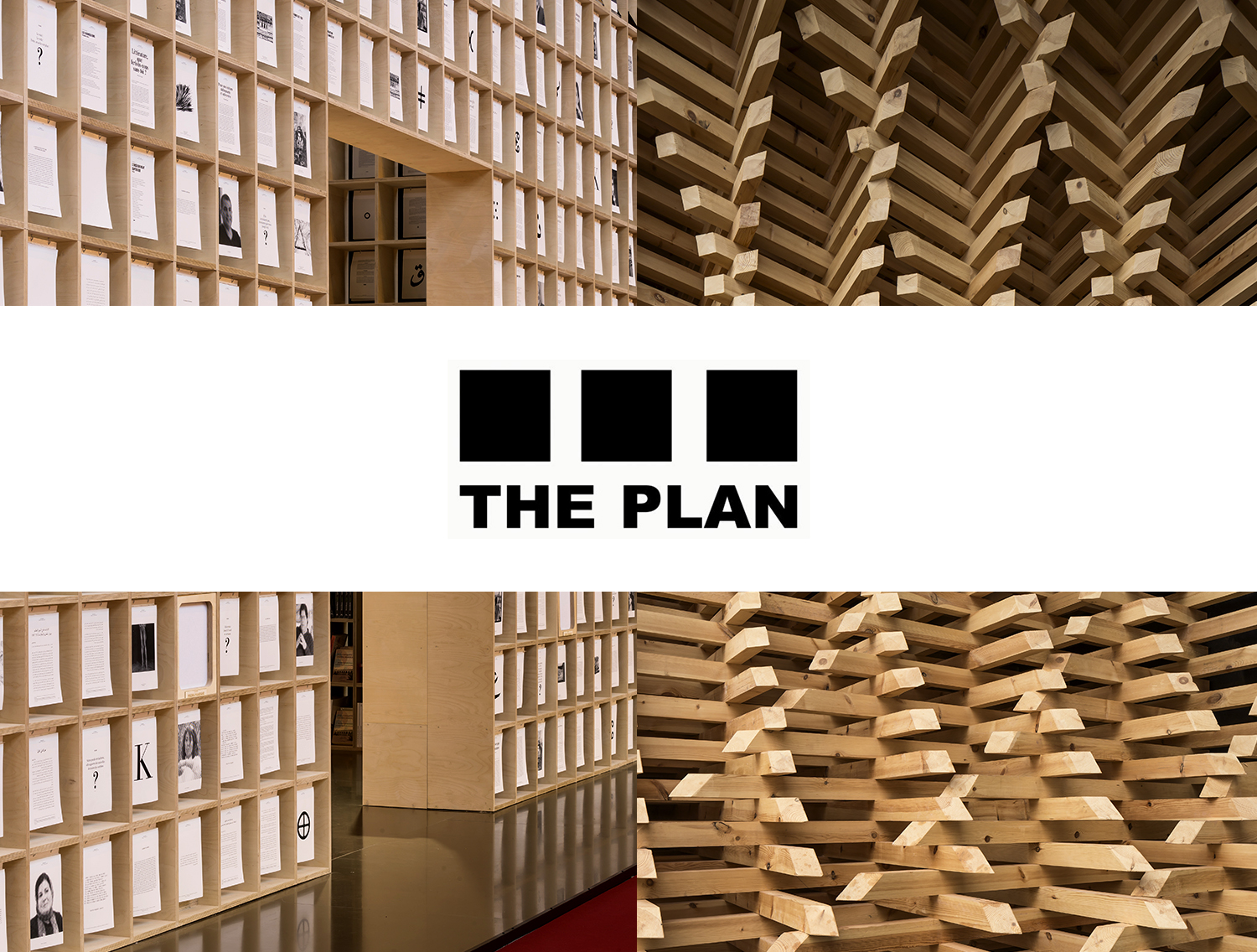awrd - APR. 2018 | Two of our projects — LIVRE PARIS & COP 22 — are shortlisted for the annual THE PLAN AWARD