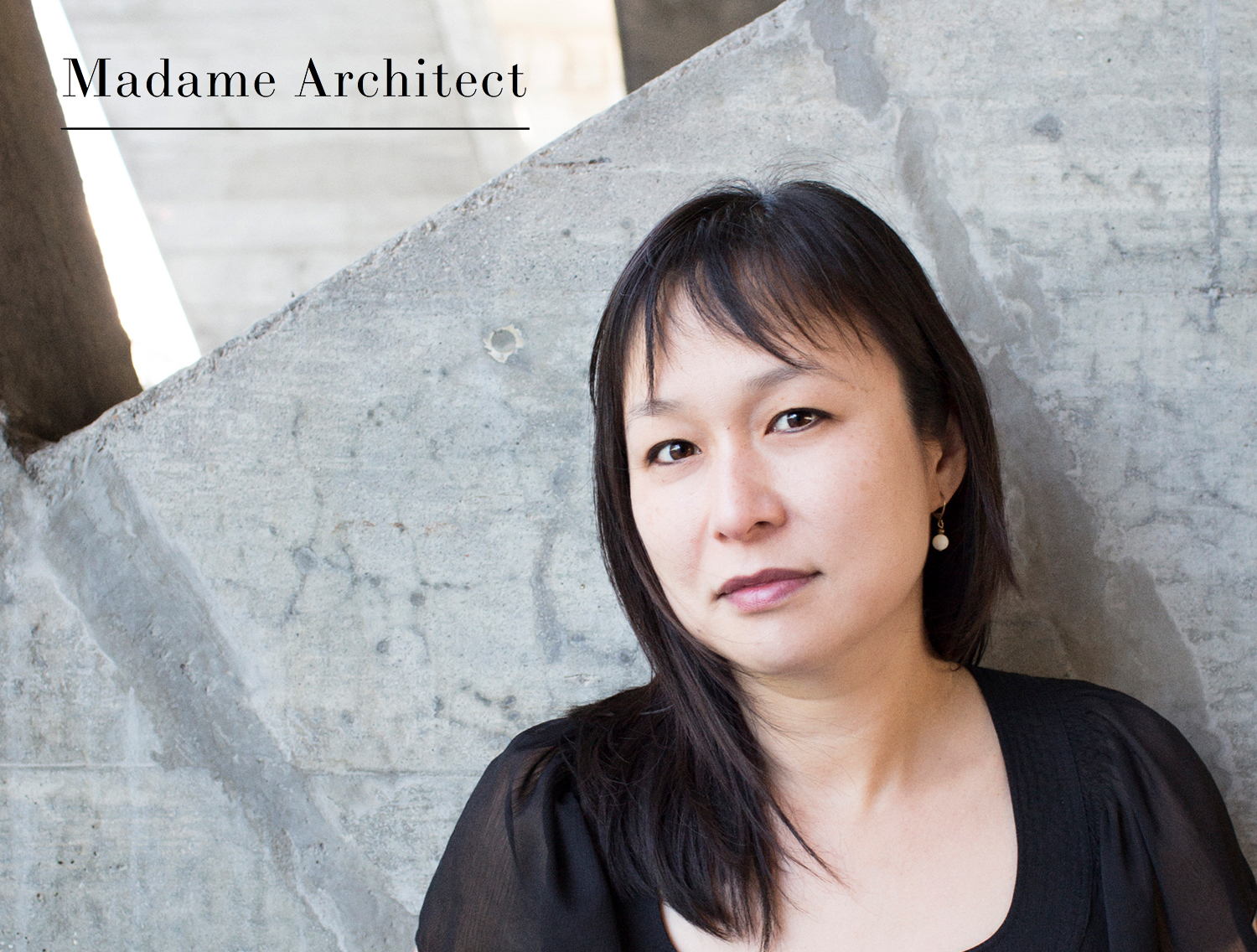 MADM - JUNE 2019 | Linna Choi sits down with Julia Gamolina of Madame Architect to reflect on working across continents and why it's important to take risks while young
