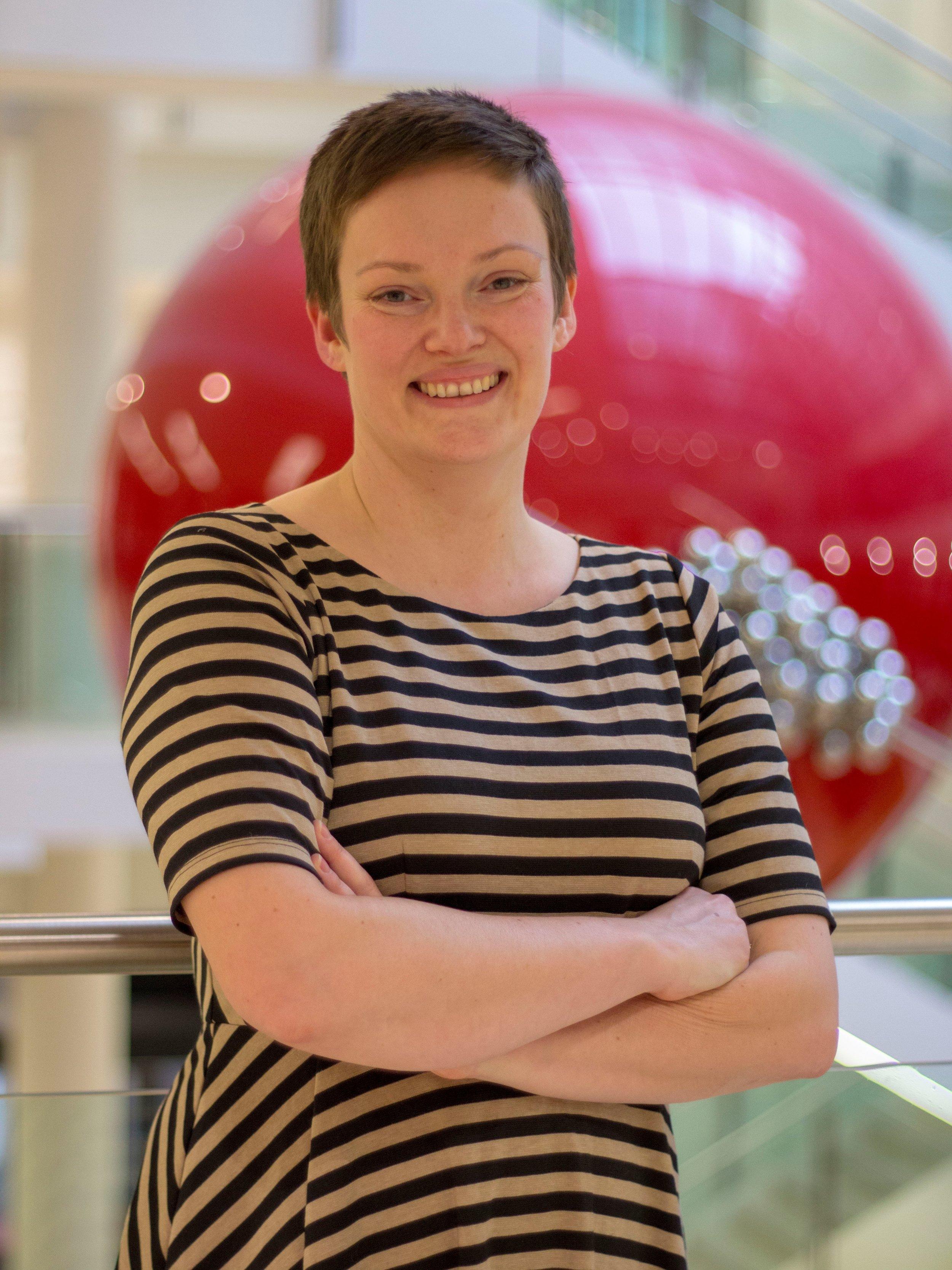 Louise Russell-Prywata - Living in: Gillingham, UKNationality: BritishTwitter: @_LouiseRP