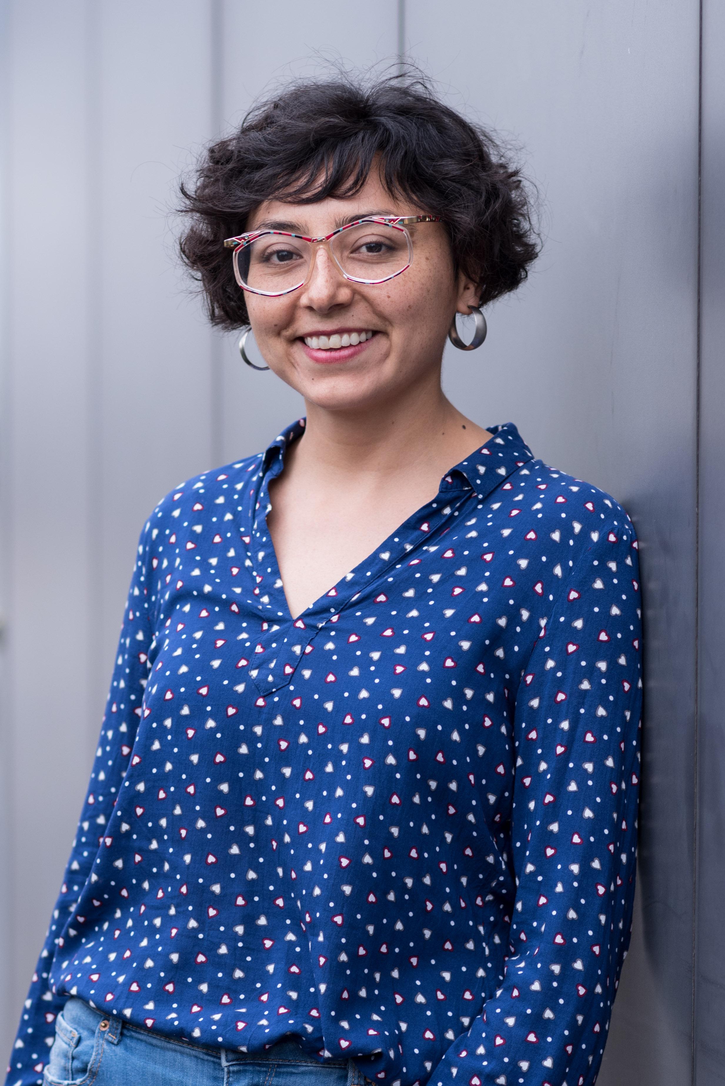 Anita Peña Saavedra - 2018-19 Atlantic Fellow for Social and Economic Equity