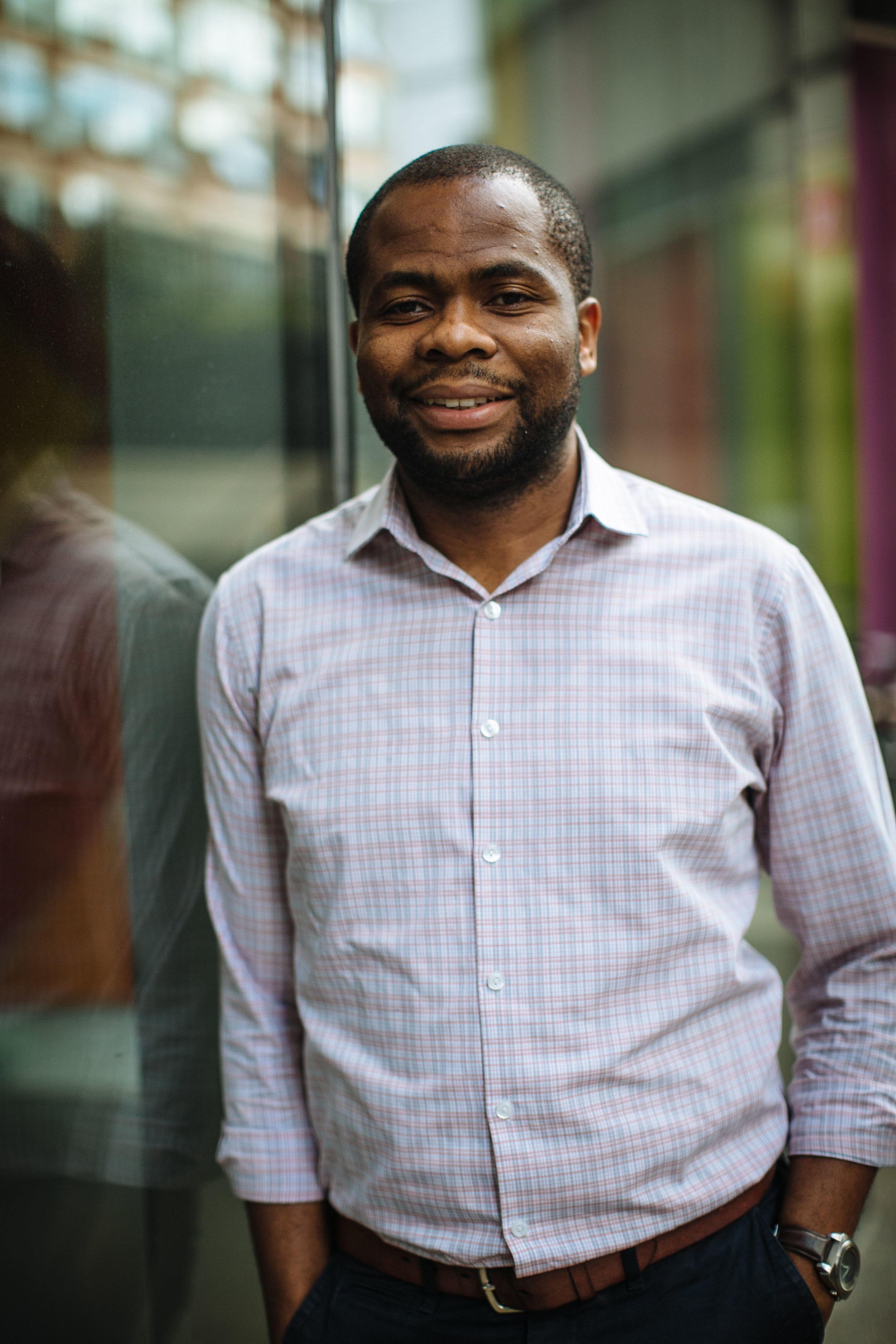 Fola Adeleke - 2017-18 Atlantic Fellow for Social and Economic Equity
