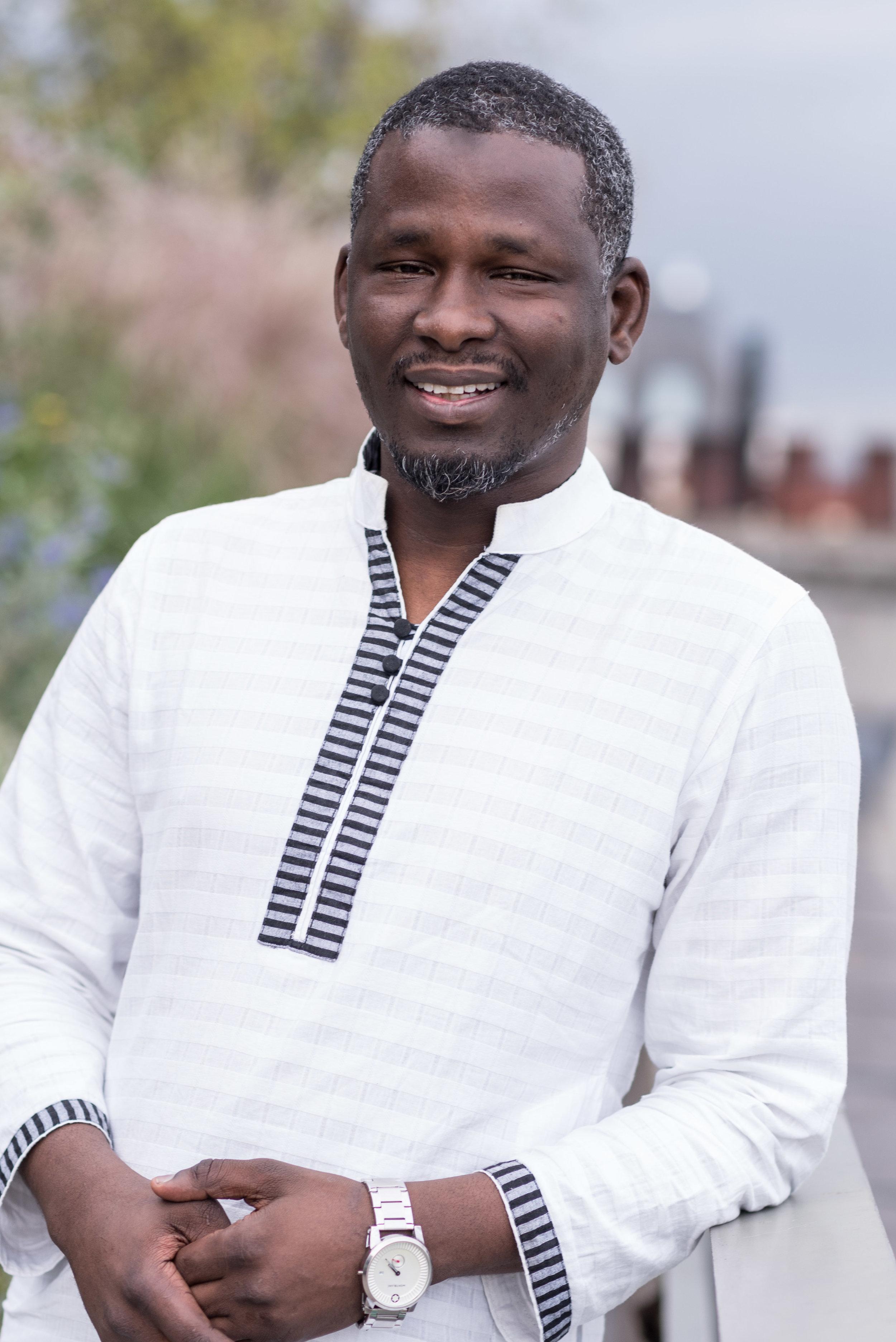 Elimane Kane - Living in: Dakar, SenegalNationality: SenegaleseTwitter: @ElimaneH