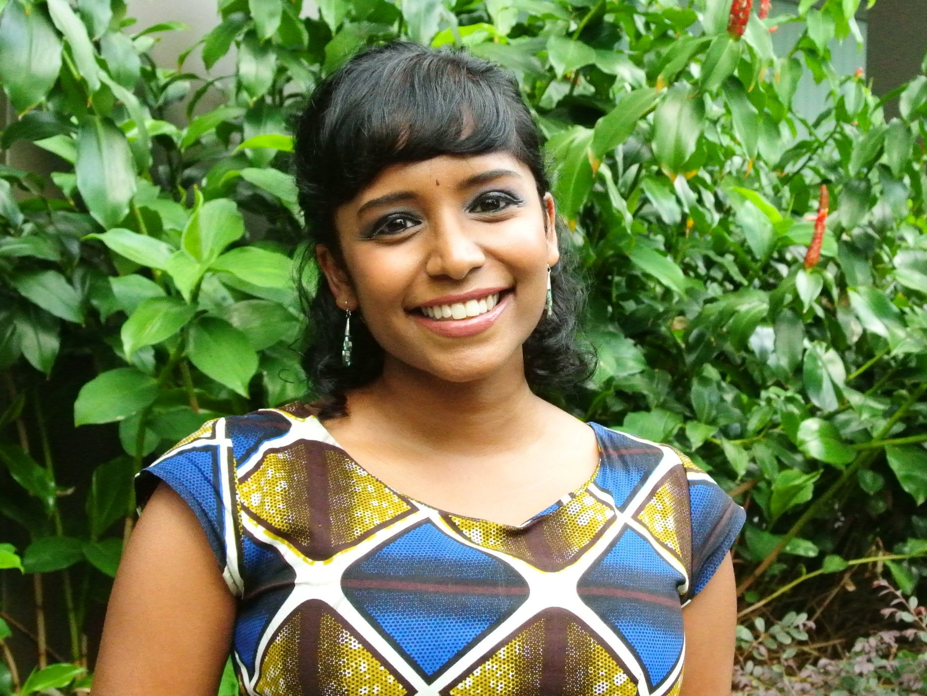 Madhumitha Ardhanari - Sustainability strategist and researcher, Forum for the FutureNationality: SingaporeanLiving in: SingaporeFields of work: Environment/sustainable development, human rights, technology, food systems and security