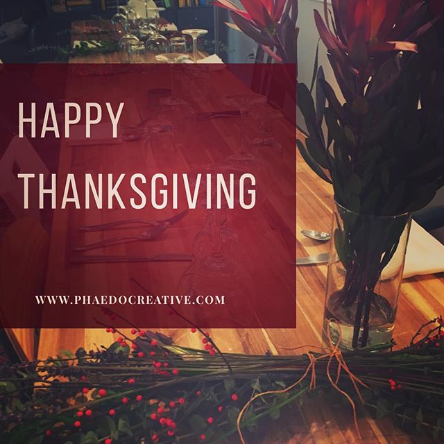 Thanks for a great year!  #thanksgiving #thankful #thankfulthursday #turkeyday #family #friends #friendsgiving #holiday
