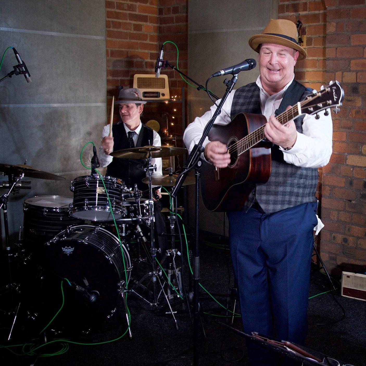 Alex Darley Trio -