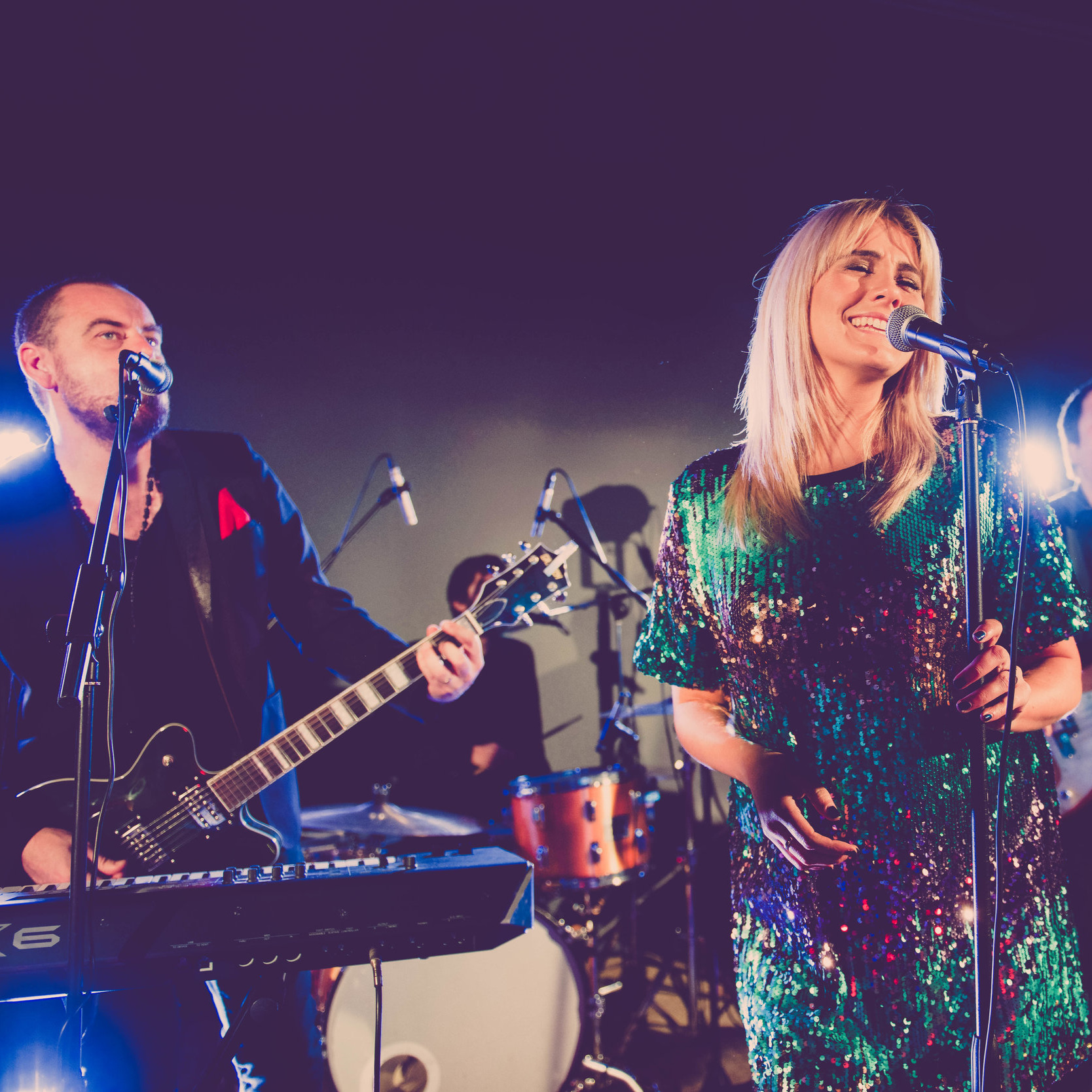THE 1965 - If you're looking for an extra special act for your wedding or corporate event, then look no further. With decades of performance experience between them, The 1965 are the go-to premium act for any event. Expect classics from Aretha Franklin, Beyonce and Adele.