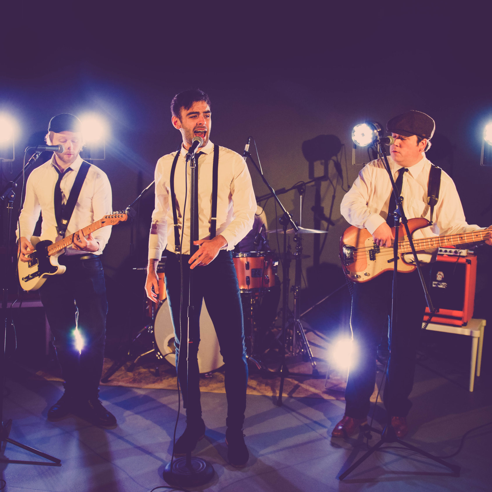 THE SWING - Sophisticated. Stylish. The Swing. Male fronted four-piece swing & pop band that will take you back in time with a extensive repetoire that incdludes plenty of floor-filling classics, as well as the latest favourites.