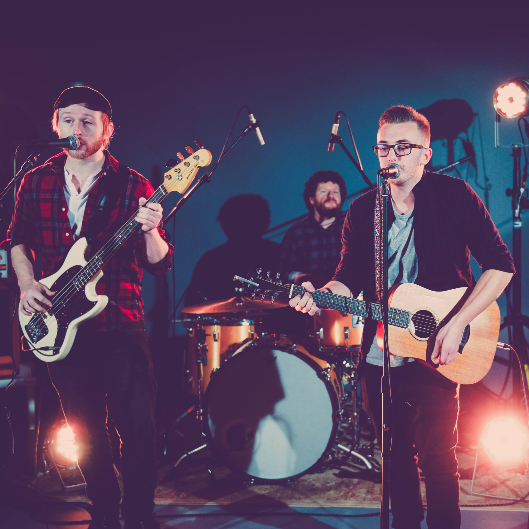 THREE STRIKES - Anglesey-based three piece 'Three Strikes' are bound to get those hands in the air as they bring some Glastonbury festival vibes to your event. Expect to hear the likes of Bruno Mars, Ed Sheeran and Mumford & Sons.