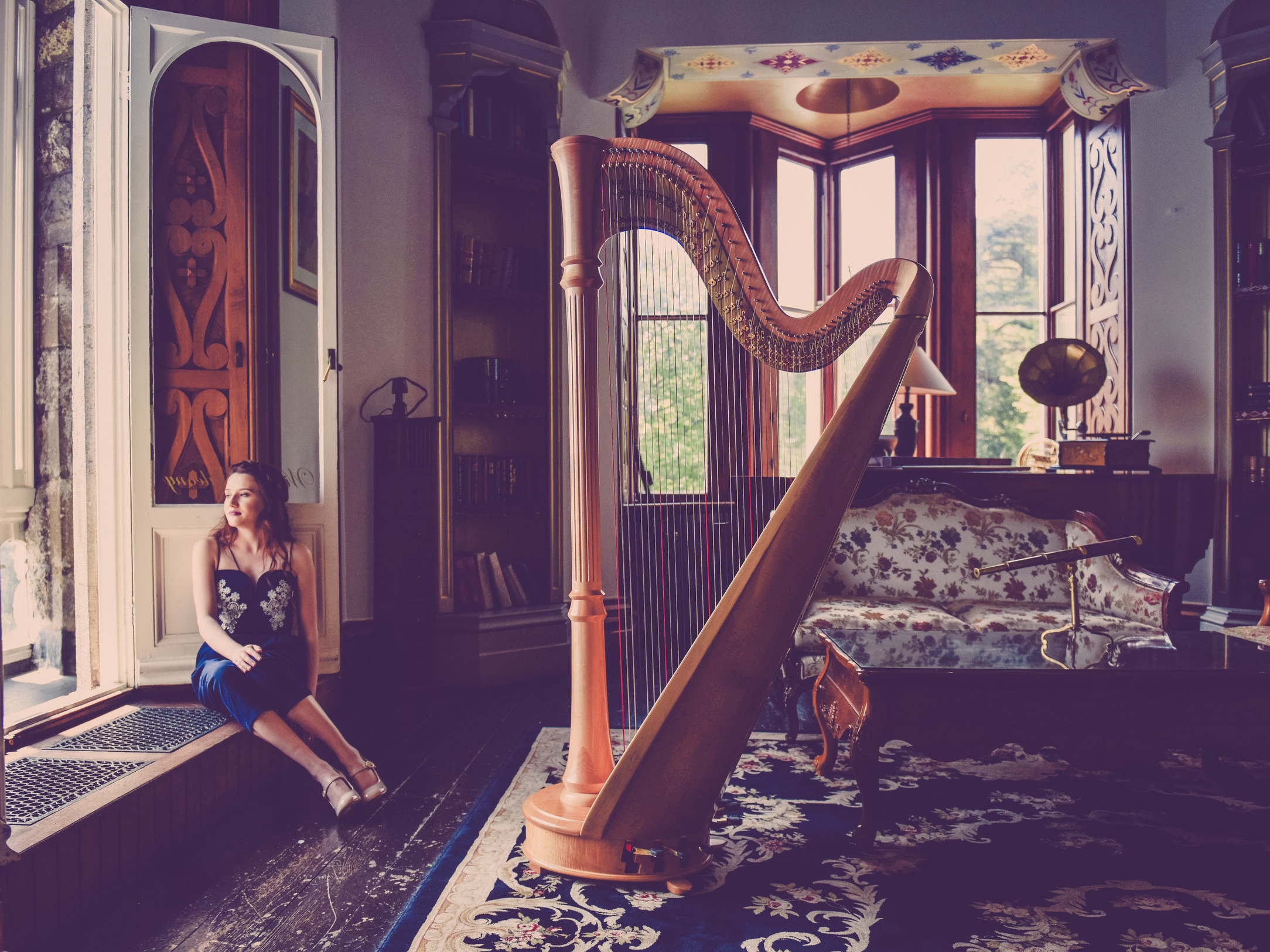 Harpists -