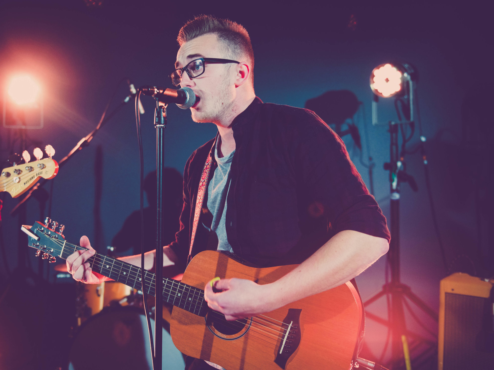 Sam Jones - An experienced wedding and party musician, Sam is part of our band Three Strikes making him the perfect choice for your wedding reception or ceremony.