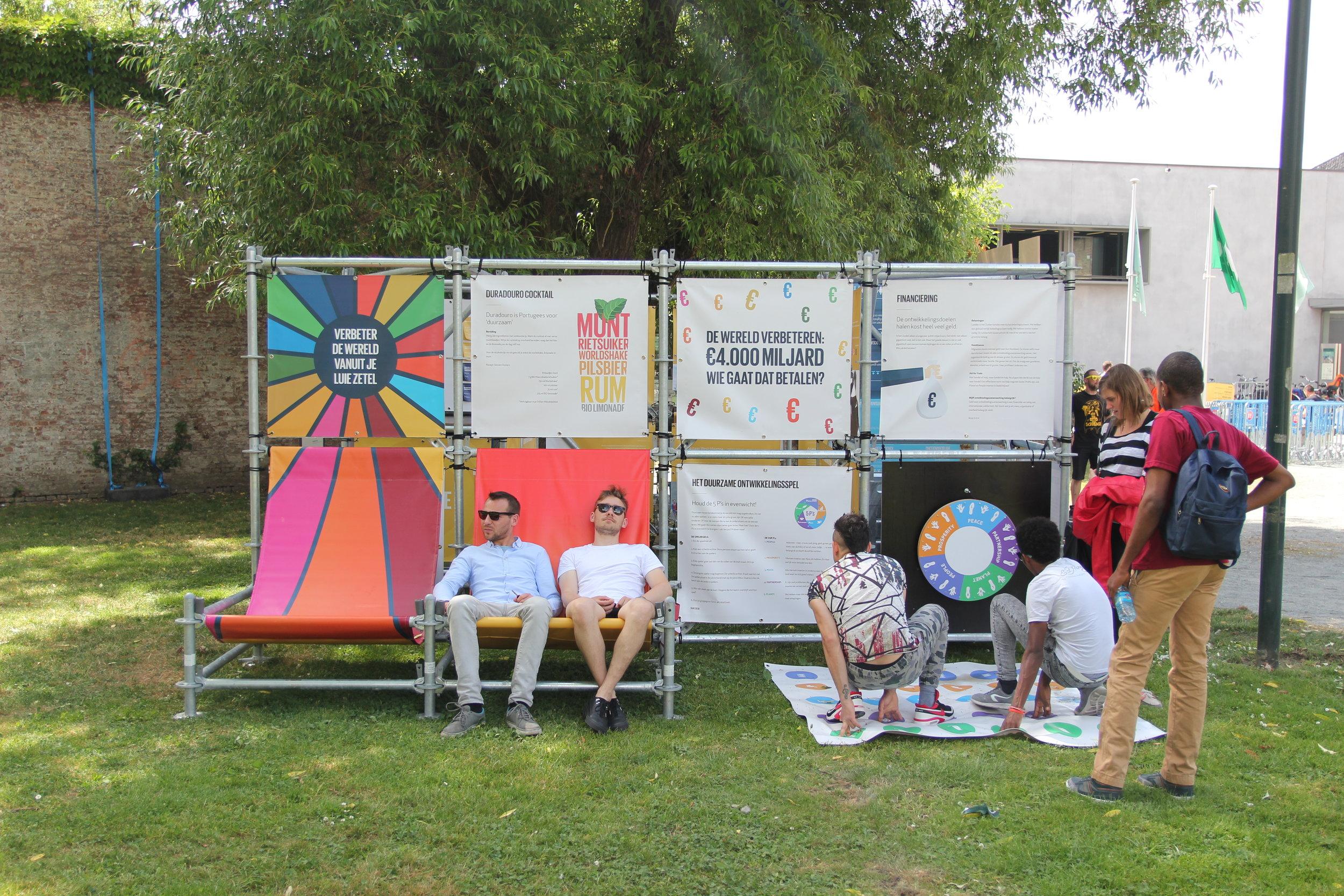 Urbanize Studio - SDGs - Sustainable Development Goals - Verenigde Naties - United Nations - Wereldhuis West-Vlaanderen