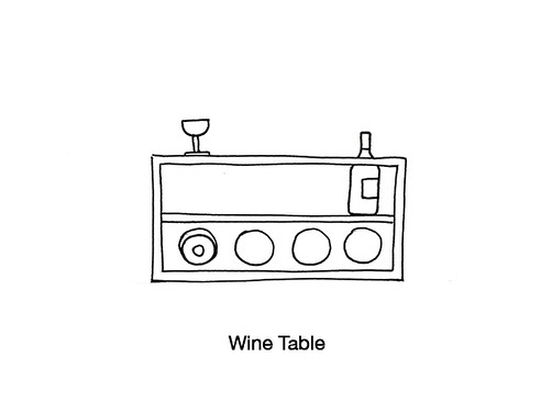 From first drawing to reality. A low table for people who don't have a wine cellar but love wine. 🍷  #table #furniture #furnituredesign #wood #woodworking #polishpine #studiopieterdauwe #customfurniture #wine #redwine #winetime #winenot #madeingent #madeinbelgium #handmadeinbelgium #madeineurope