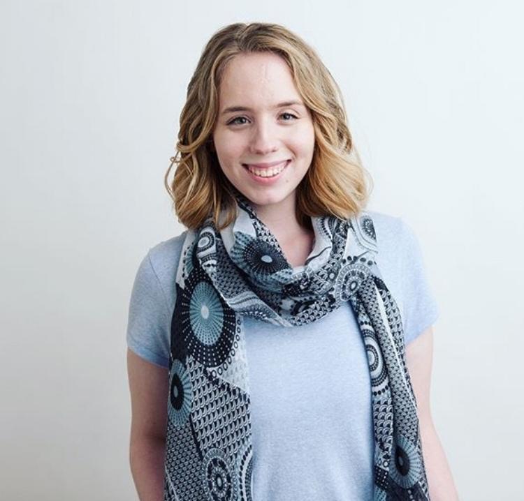Allison - Marketing Coordinator, hello products
