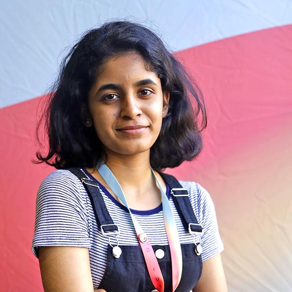 Shreya V, 15 - Free Agent, LunchVo