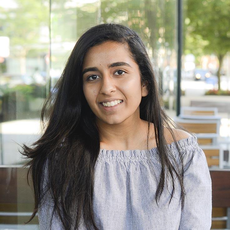 Alisha Chawla, 15