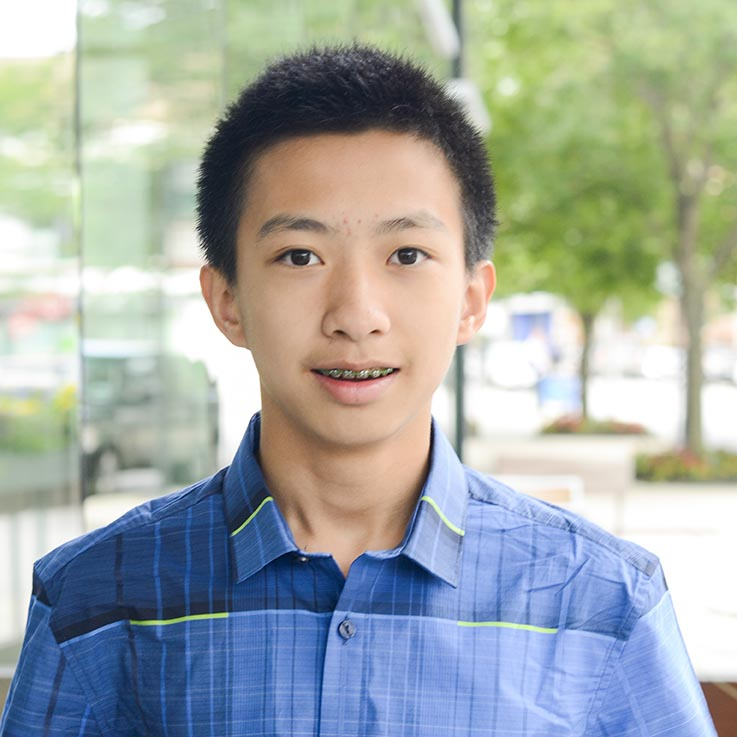 Ivan Kwong, 14