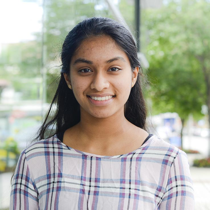 Medha Nayak, 15