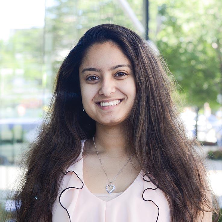 Shivani Rao, 18