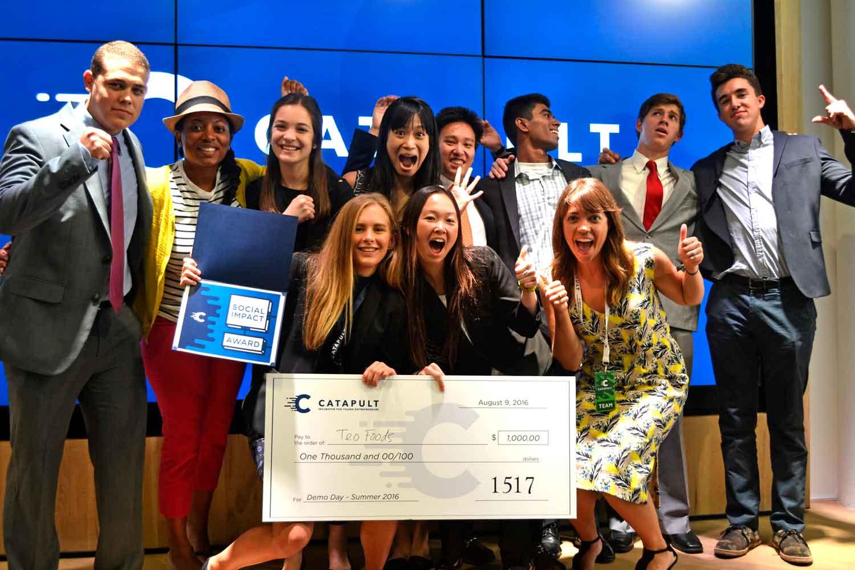high school entrepreneurship competition