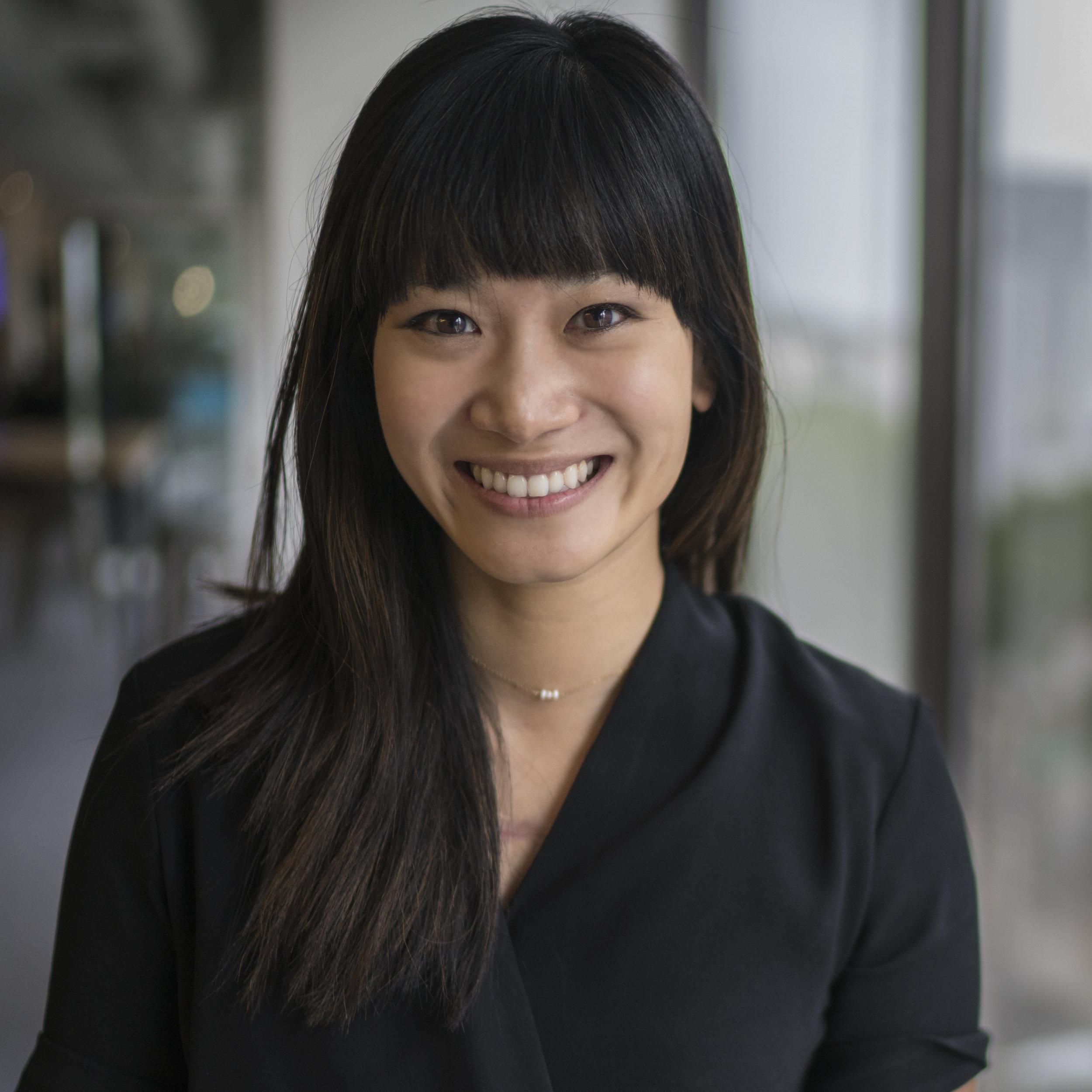 Amy Loh, Paid Marketing Lead - Square