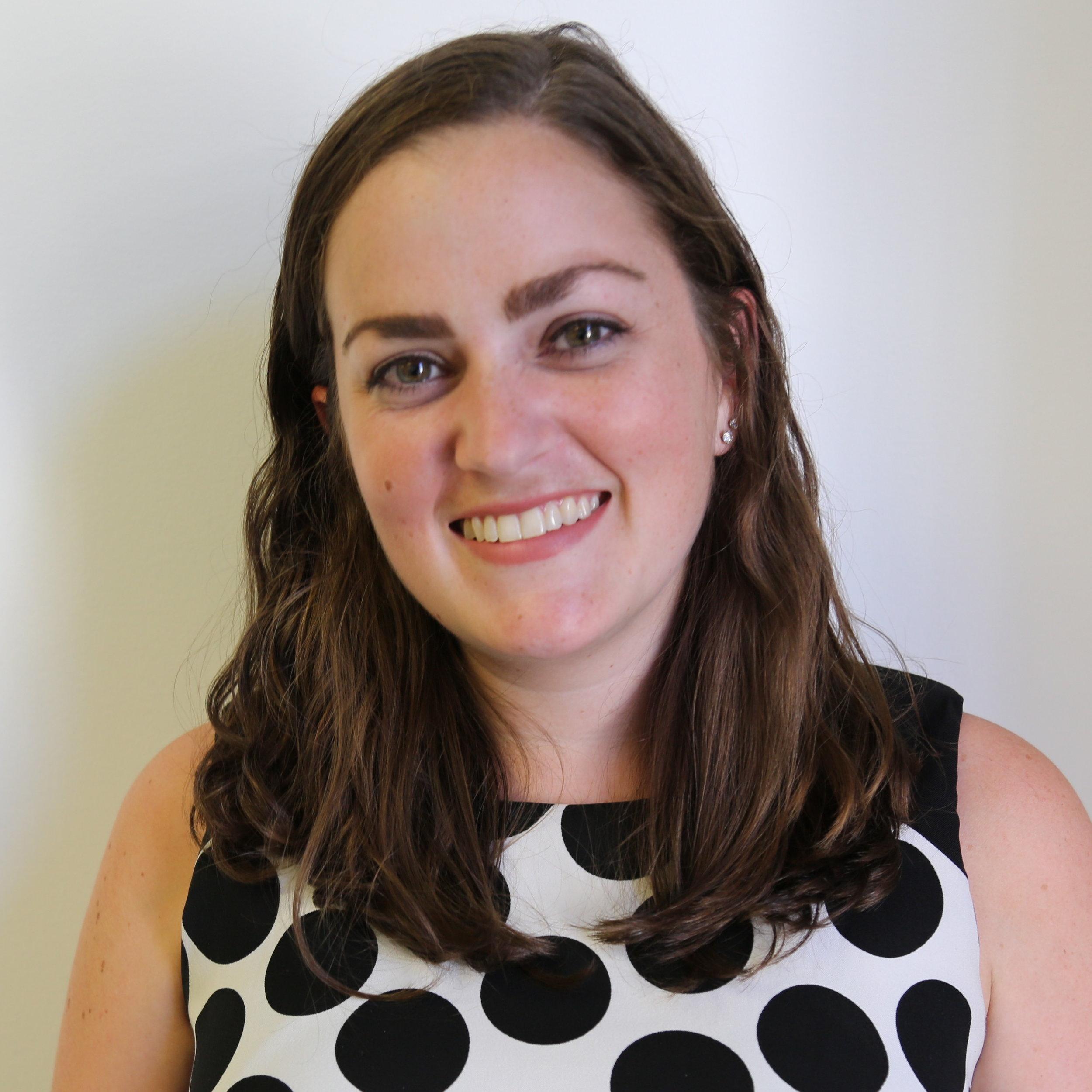 Lauren Horn: The Resolution Project, Assistant Director of Programs