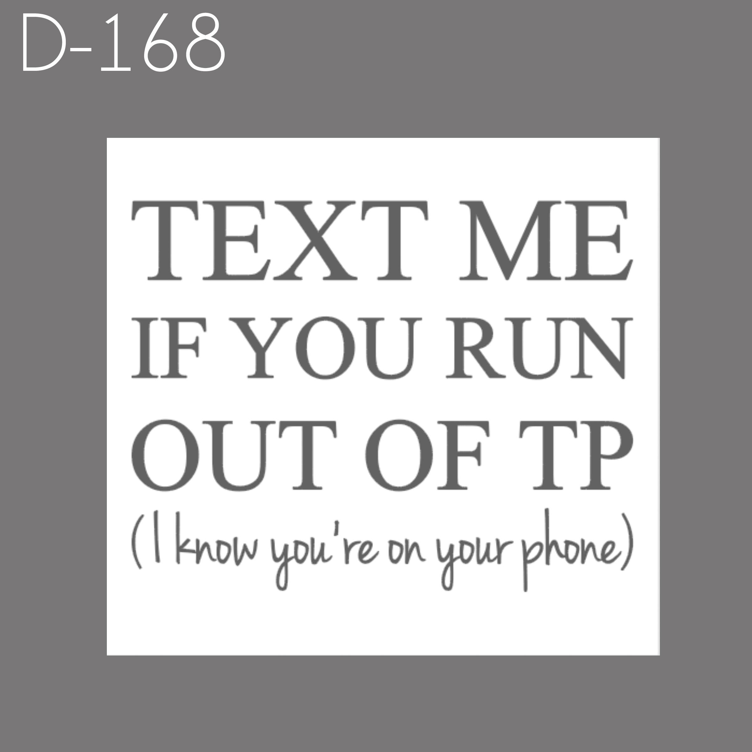 D168 - Text Me.jpg