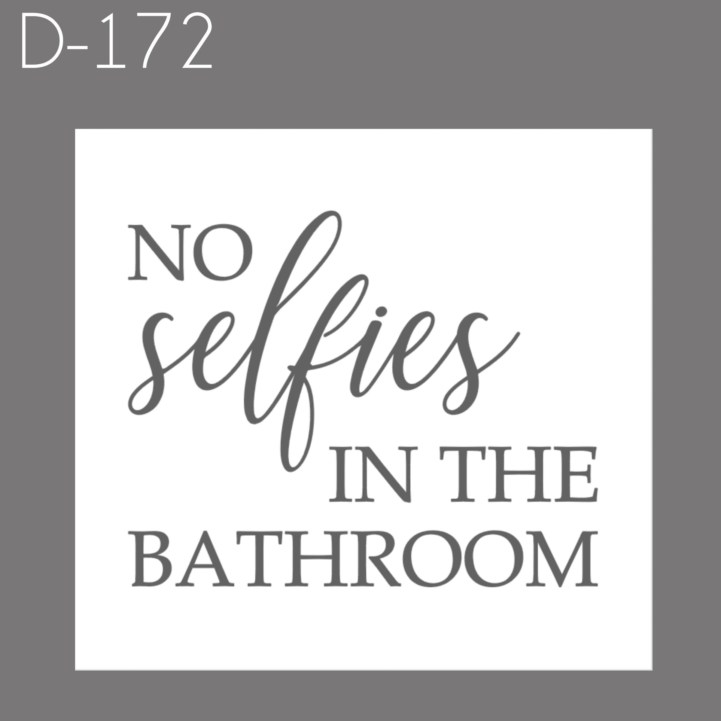 D172 - No Selfies.jpg