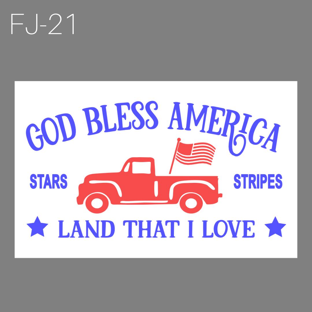 FJ21 - Land That I Love.png