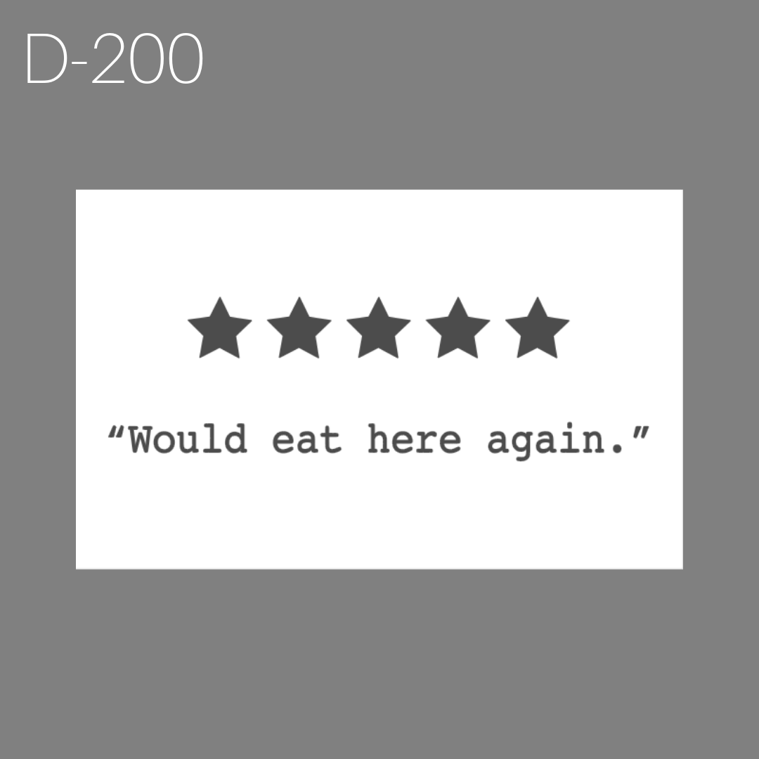D200 - Would Eat Here.png