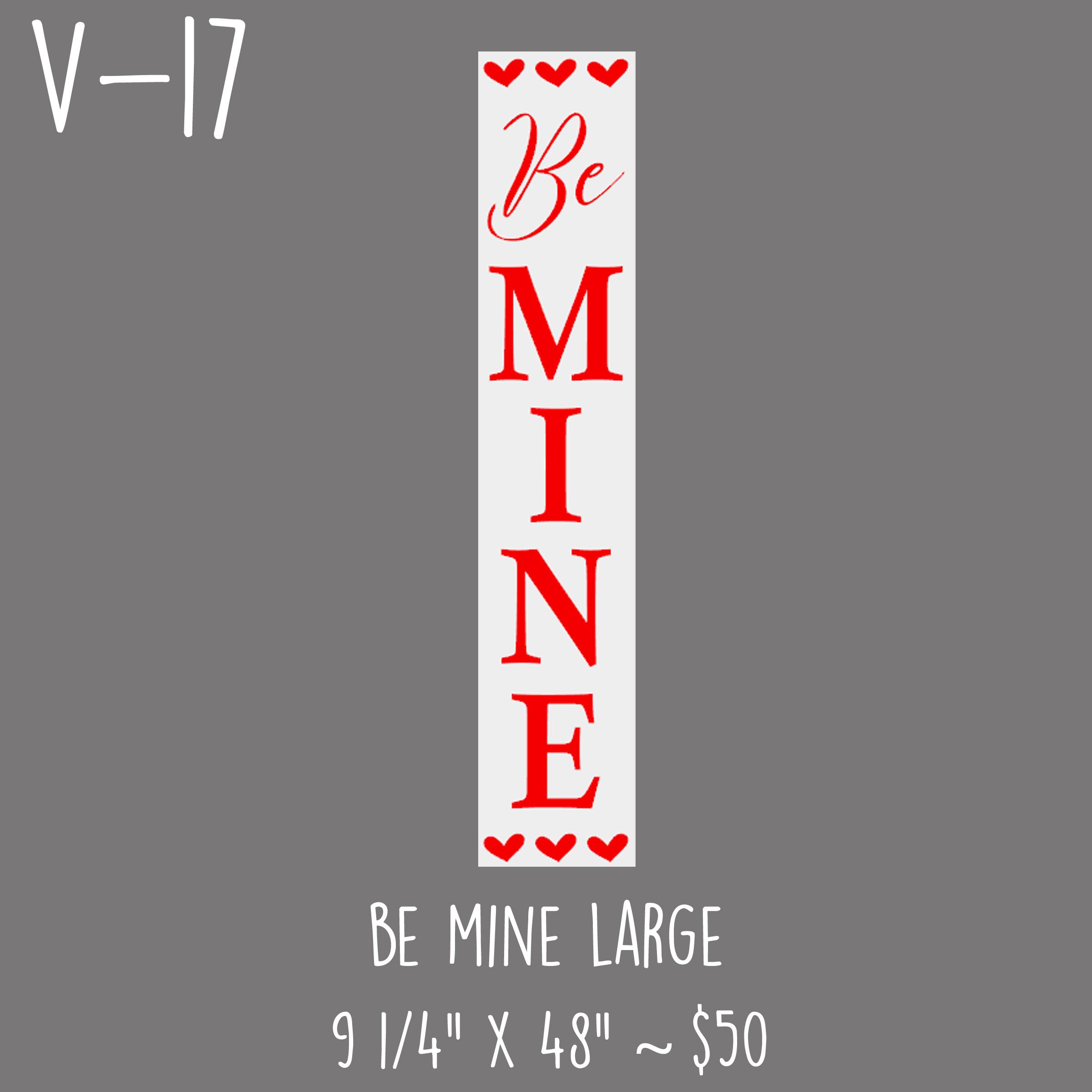V17 - Be Mine Large.jpg