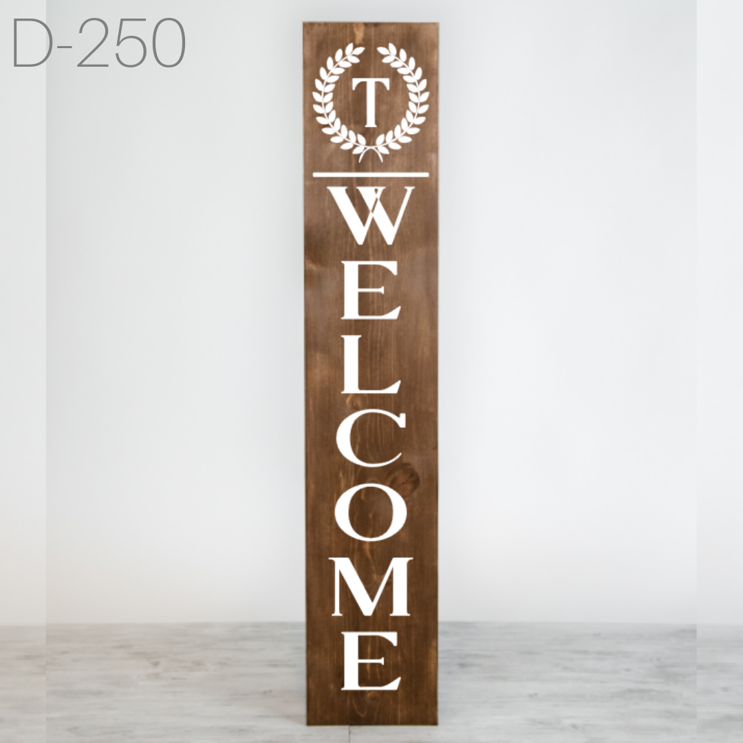 D250 - Monogram Welcome.png