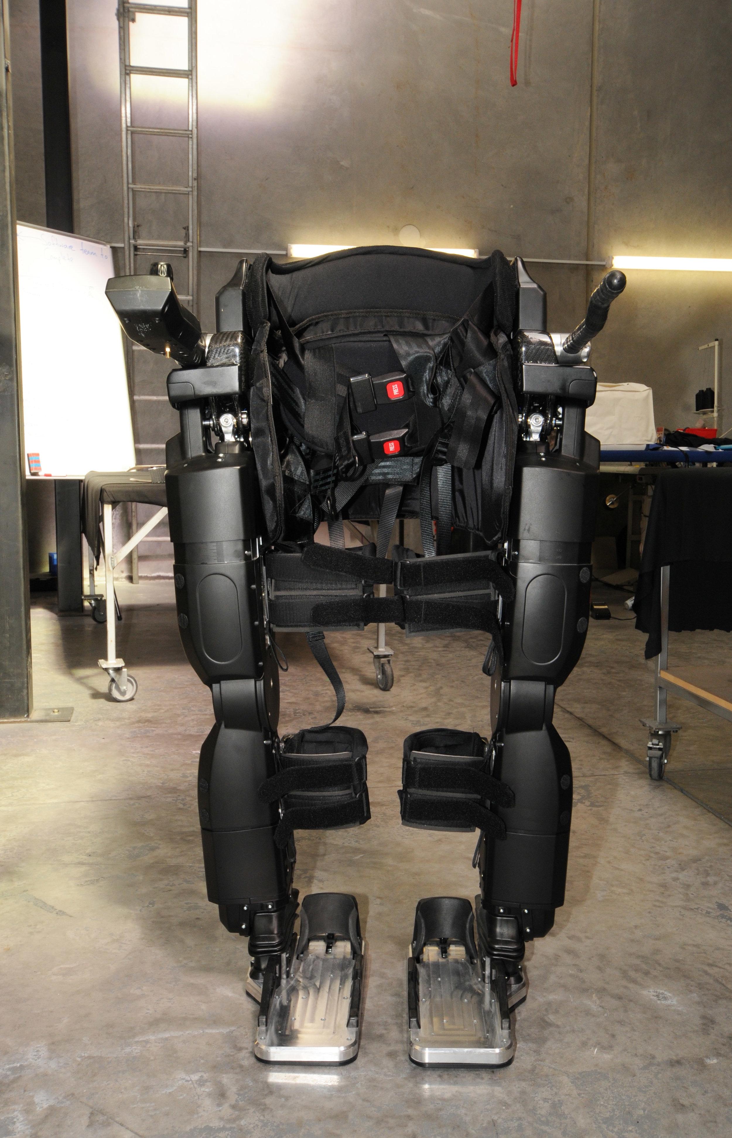 Globex-engineering-product-design-consultancy-Rex-Bionics