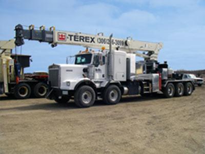 35 Tonne Picker Truck