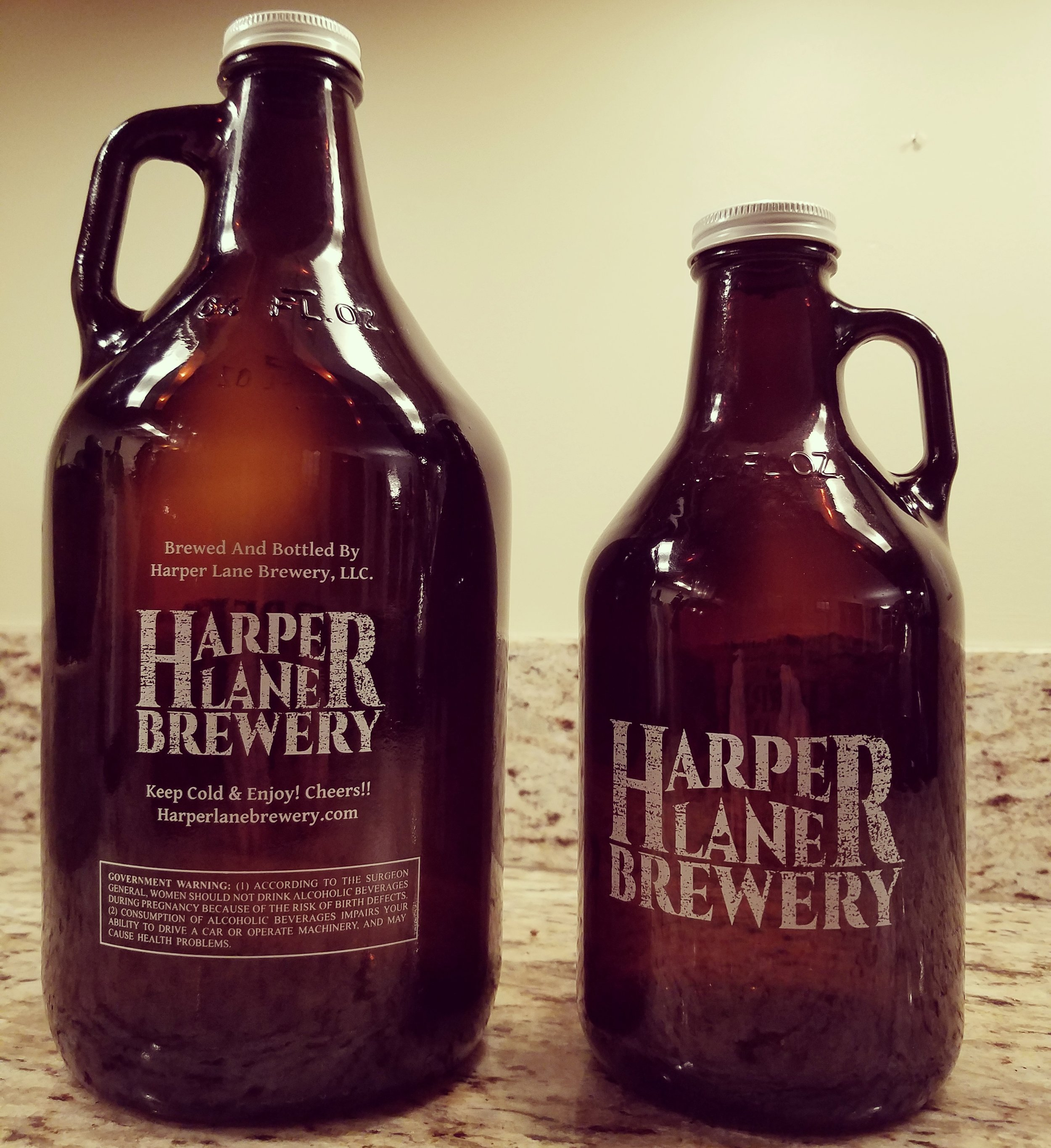 Harper Lane Brewery Growlers.jpg