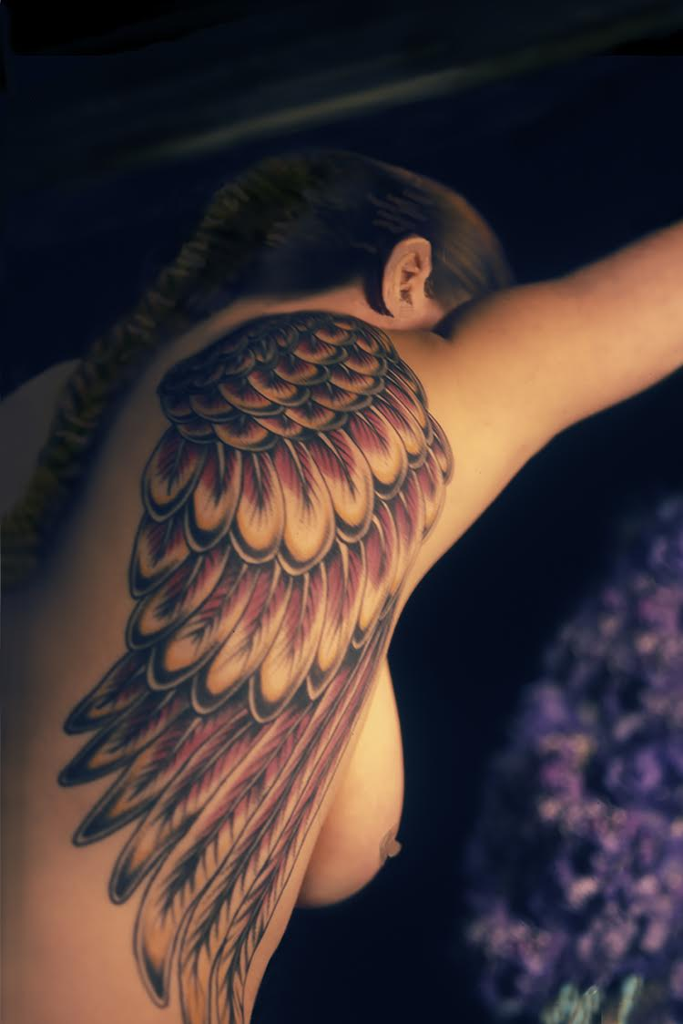 GABRIELLA'S WINGS