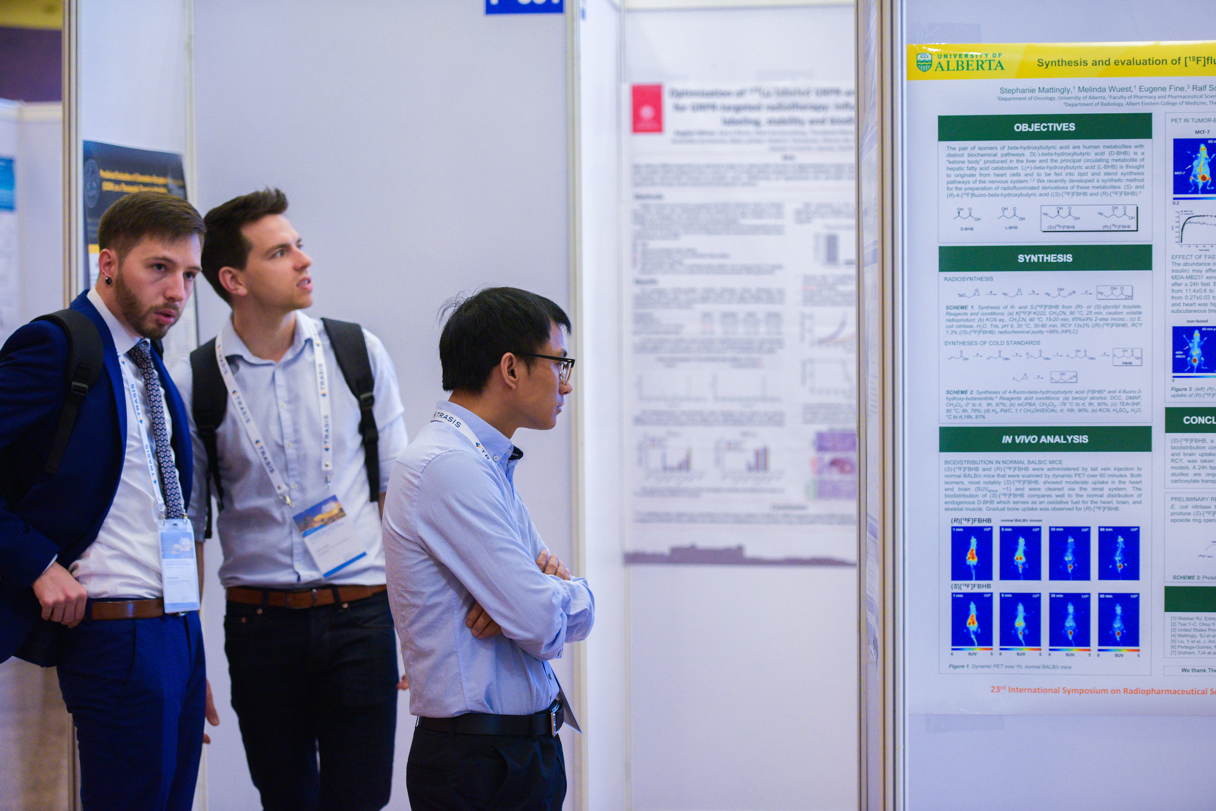 Poster Presentations - To view the entire album, CLICK HERE.