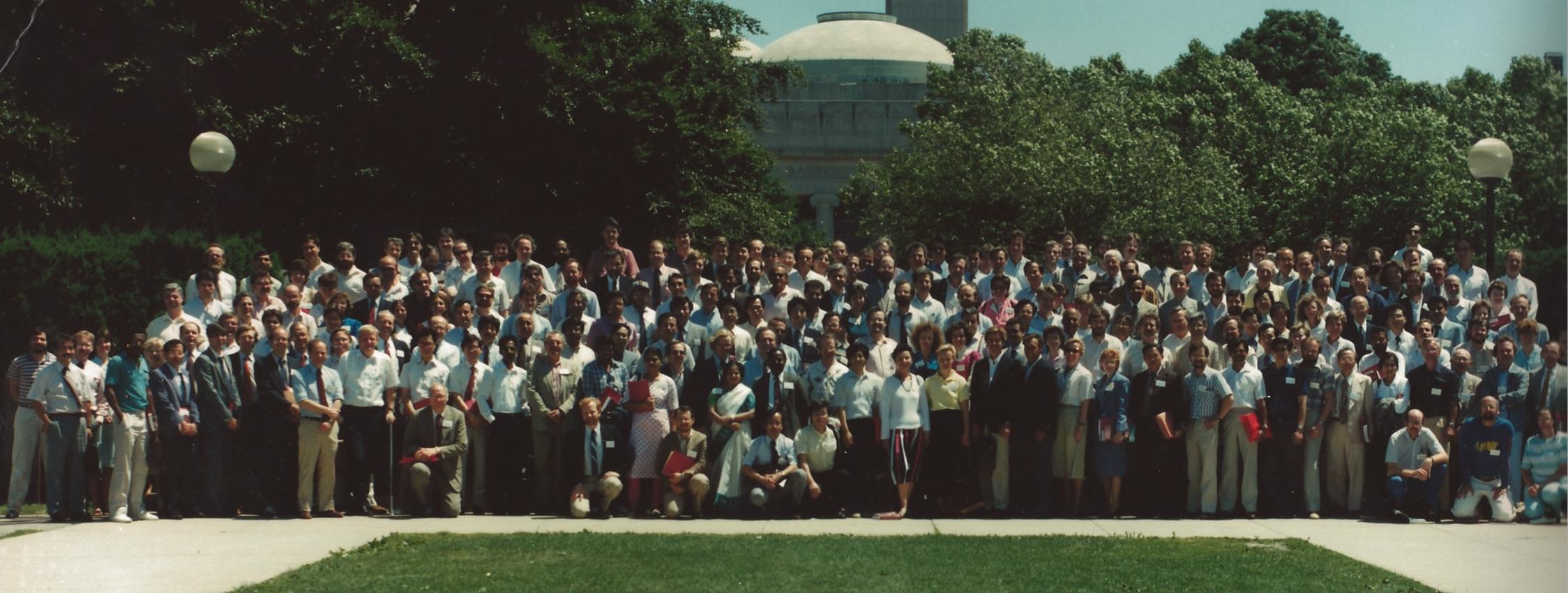 Boston, 1986