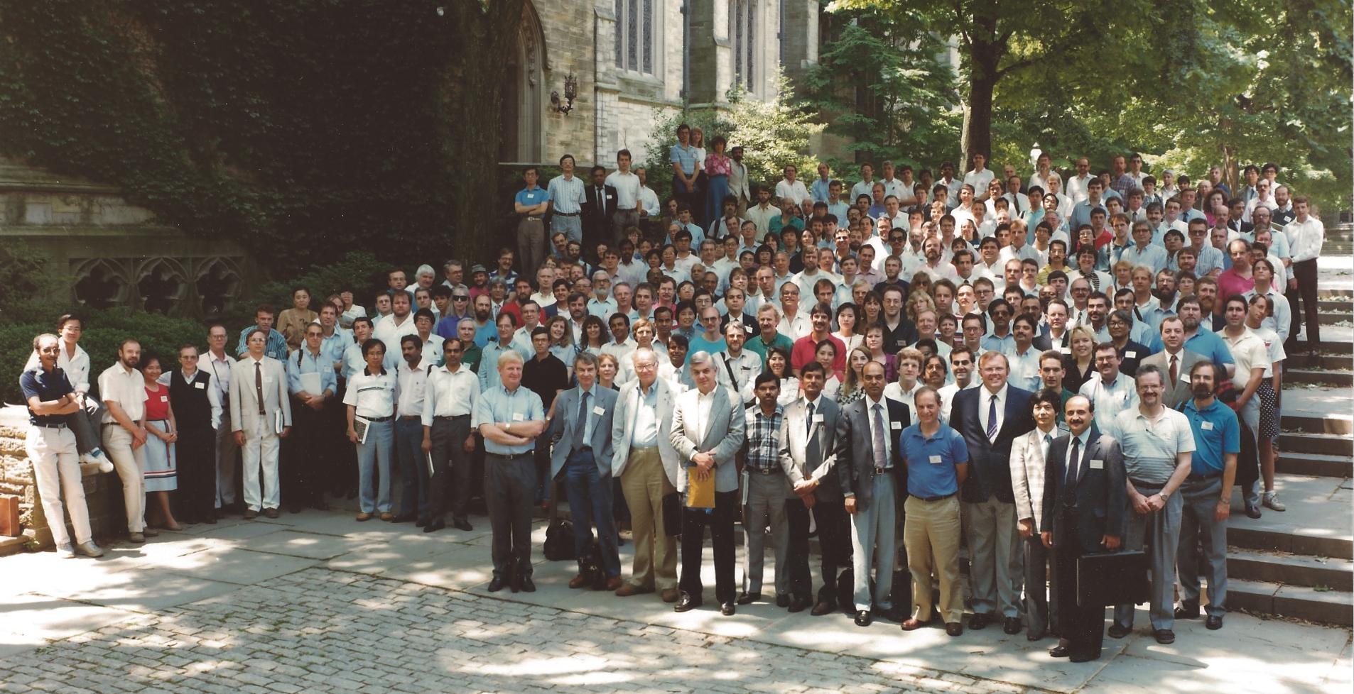 Princeton, 1990