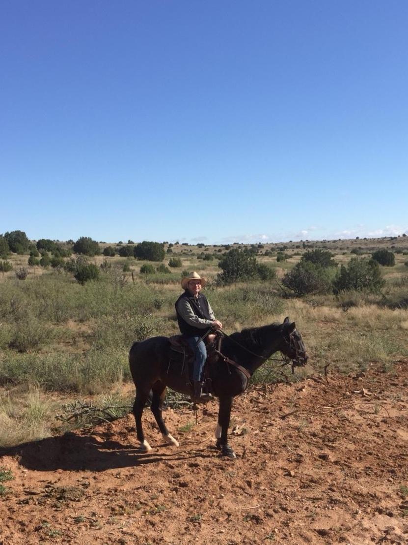 Oli (on Ricky) is like family to us! He spend his third vacation at our ranch. Thank you Oli! We are looking forward to see you again!  Oli (auf Ricky) ist für uns wie Familie! Er hat seinen dritten Urlaub bei uns auf der Ranch verbracht - Danke Oli! Wir freuen uns schon auf das nächste Mal!