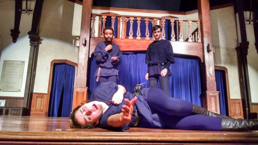 Complete Deaths of William Shakespeare at Baltimore Shakespeare Factory & Cohesion Theatre Company