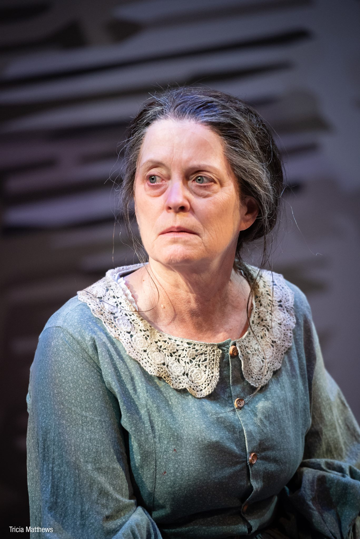 Tricia Matthews as Sally at the Barter Theatre.