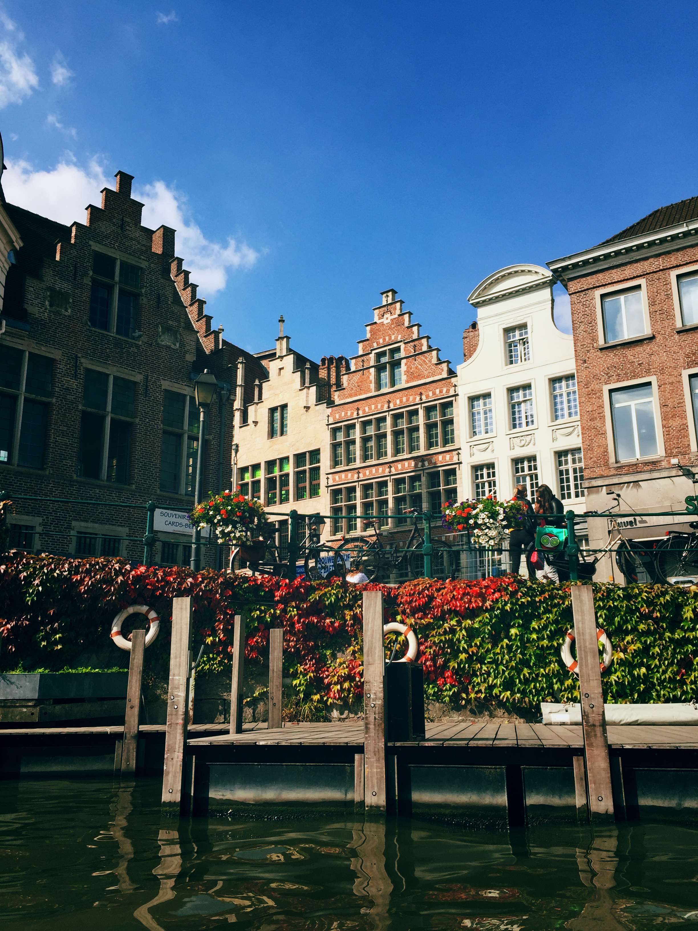 Absolutely love the traditional Belgian architecture