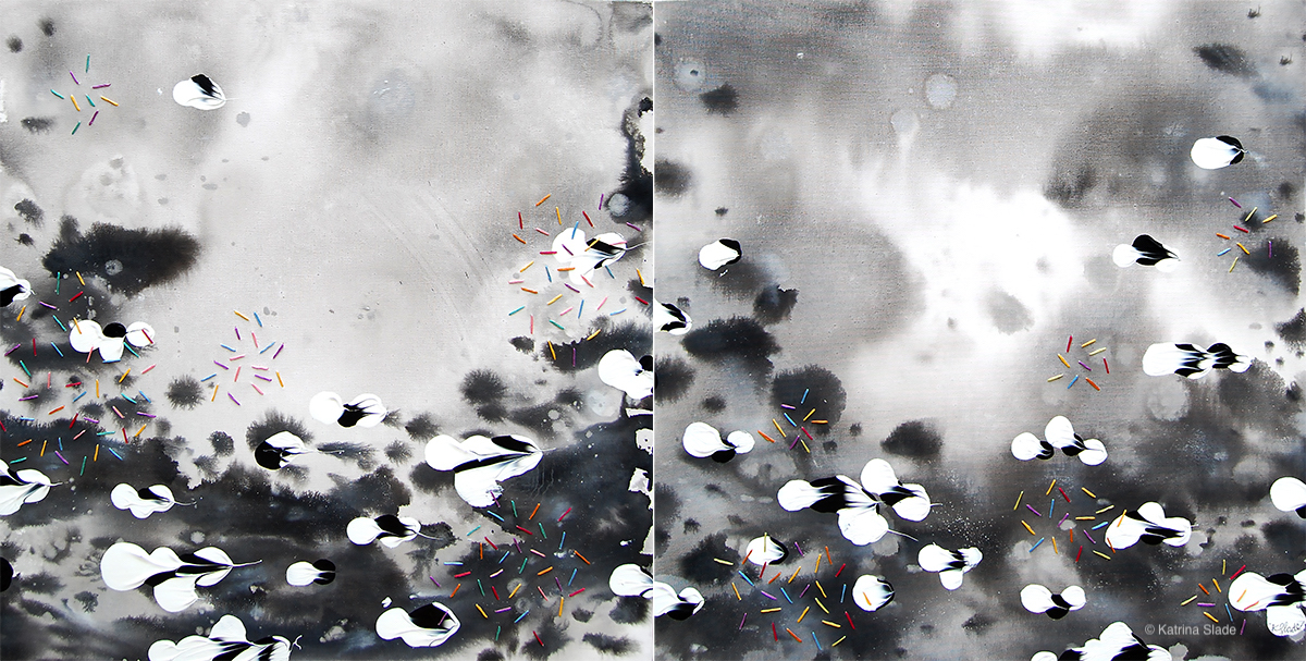 Absence (Diptych)