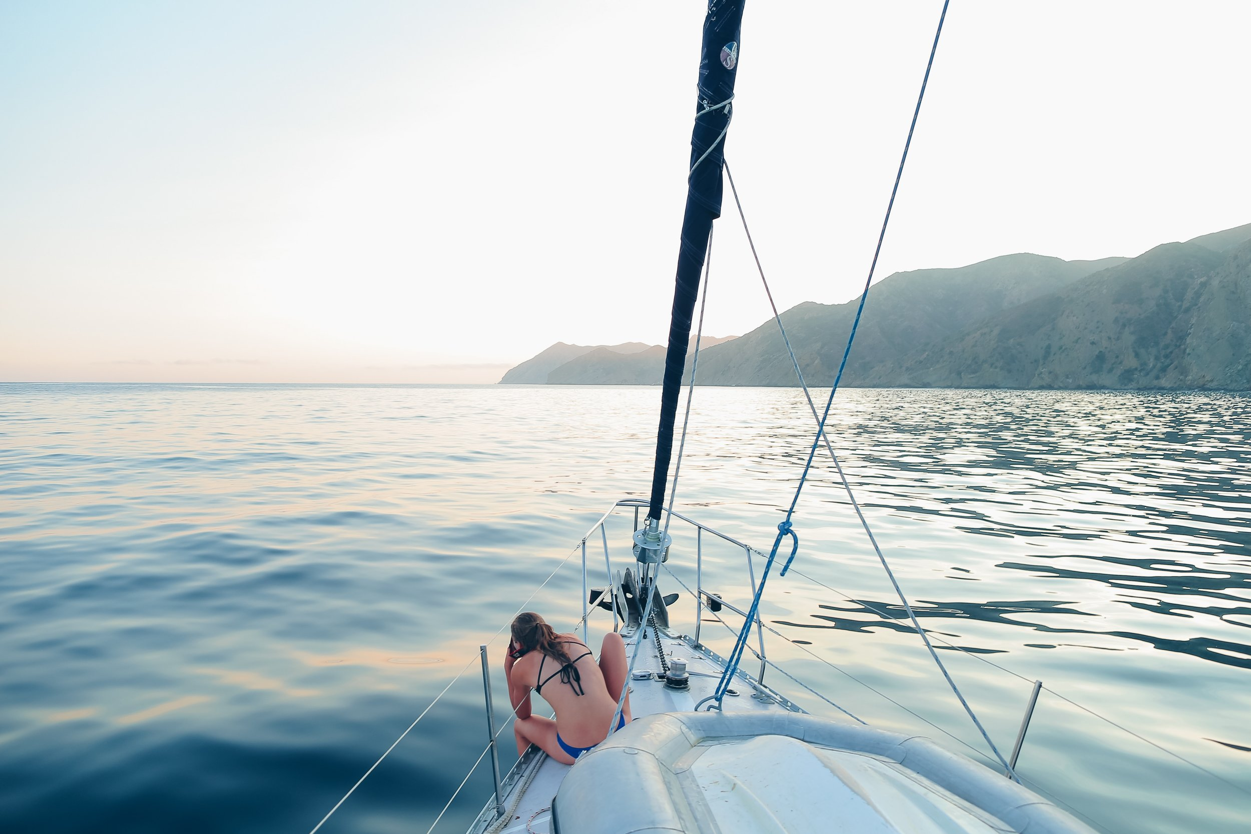 What to pack for a Yachting holiday