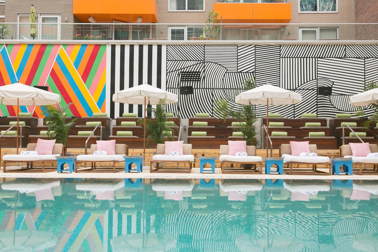 Brooklyn's coolest hang out at The McCarren. Image credit The McCarren Hotel