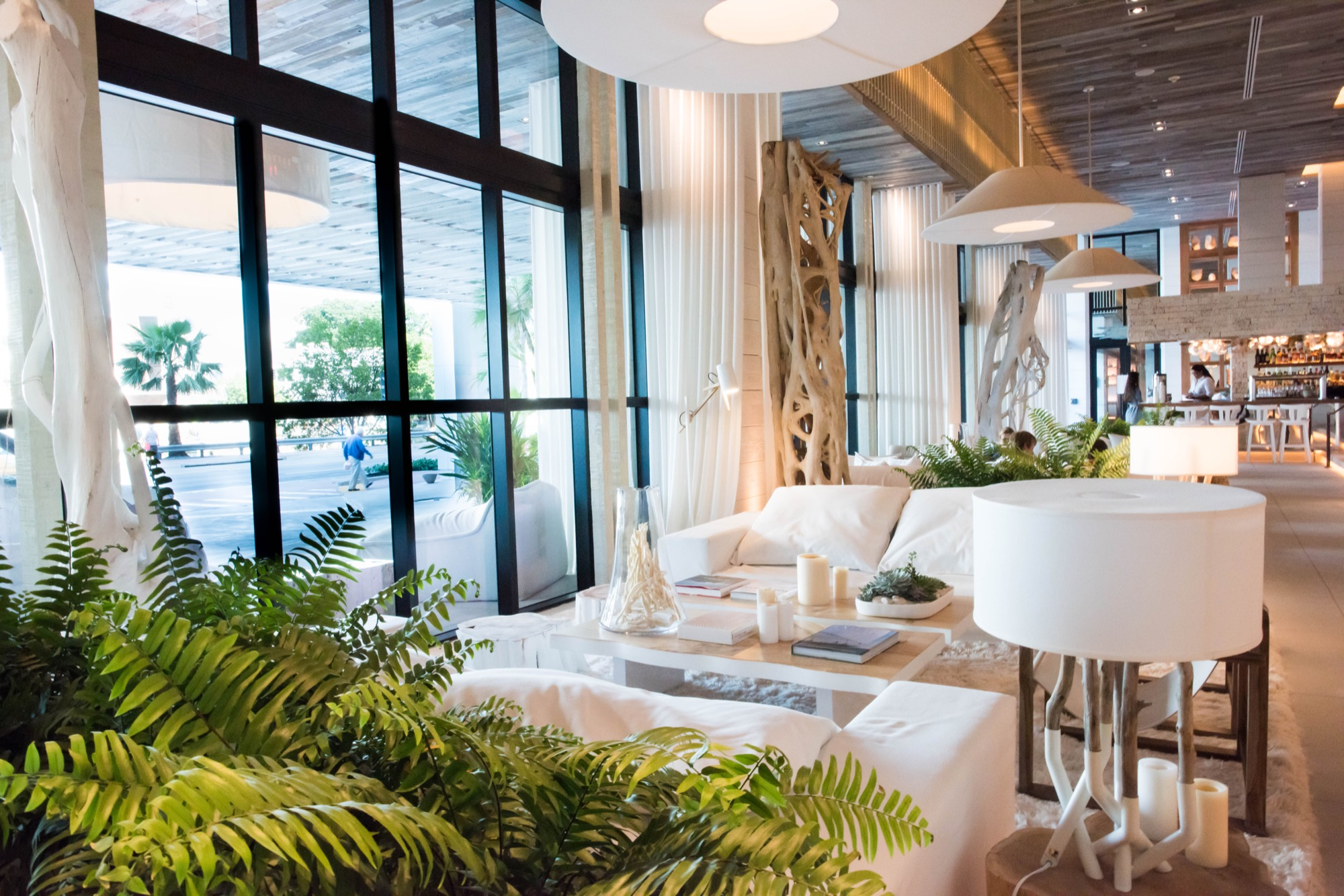 Ecolux at 1 Hotel's South Beach location. Image credit 1 Hotels