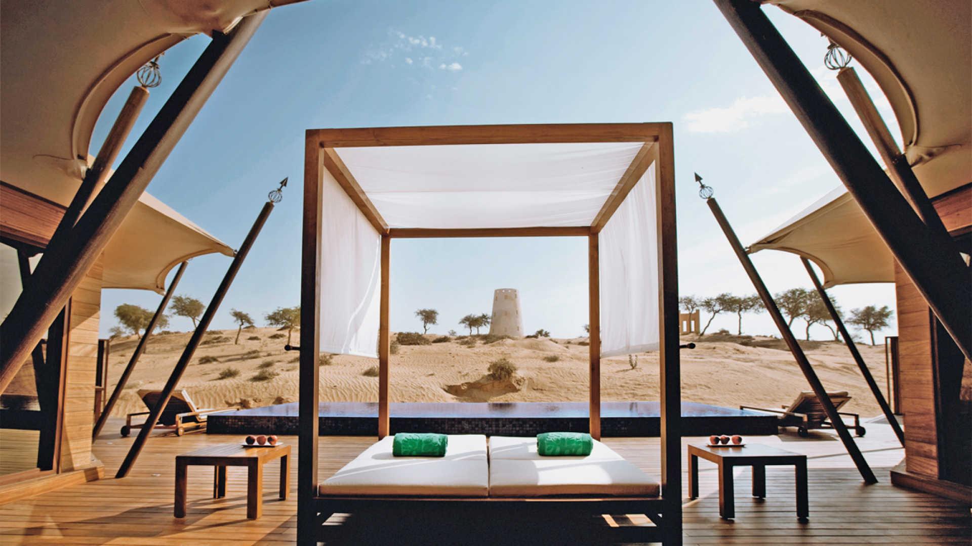 RITZ CARLTON, AL WADI Desert, Ras al Khaimah UAE